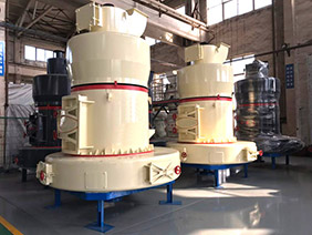 HGM German Superfine Powder Mill