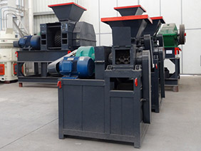 Hydrostatic pressure briquette machine